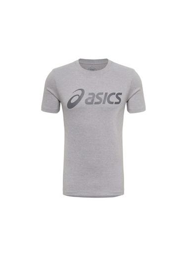 Asics Tişört Gri